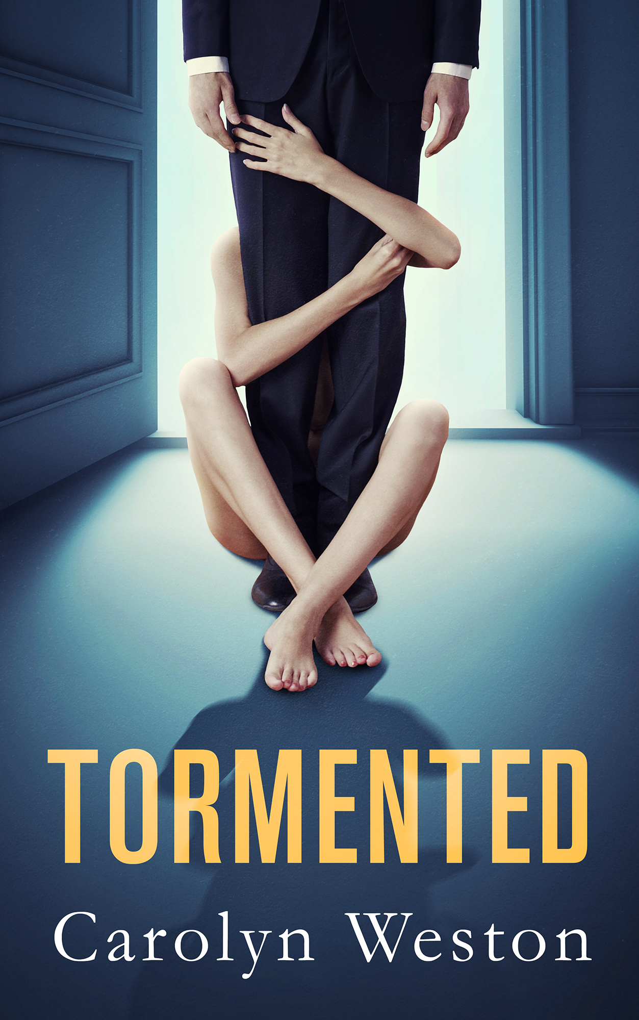 Tormented by Carolyn Weston