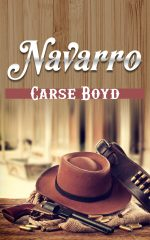 NAVARRO by Carse Boyd (aka David Stacton)
