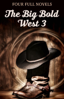 THE BIG BOLD WEST 3: FOUR FULL NOVELS